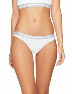 Iris & Lilly String Sport en Coton Femme, Lot de 2 de la marque Iris & Lilly image 0 produit