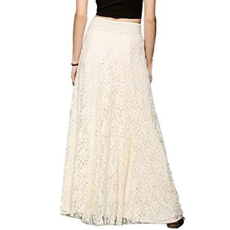 doublee jupe femme jupon jupe longue longue RqxCP07