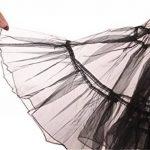 jupon noir sous jupe TOP 9 image 1 produit