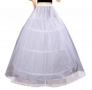 jupon robe de mariée 2 cerceaux TOP 5 image 0 produit