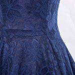 Kate Kasin Robes en dentelle pour femmes sans manches au genou Rockabilly Vintage Dress KK850 de la marque Kate Kasin image 3 produit