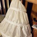 kivie filles 3 cerceau Jupon mariage robe de princesse Crinoline jupons de robe de soirée de la marque kivie image 2 produit