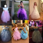 kivie filles 3 cerceau Jupon mariage robe de princesse Crinoline jupons de robe de soirée de la marque kivie image 4 produit