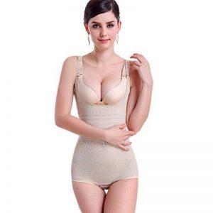 KOOYOL Femme guepiere sexy Bustiers Minceur Efficace Lingerie Sculptante Amincissant Body Shaper de la marque KOOYOL image 0 produit