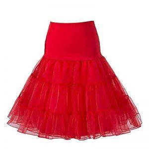 le jupon rouge TOP 0 image 0 produit