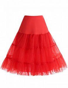 le jupon rouge TOP 1 image 0 produit