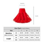 le jupon rouge TOP 8 image 1 produit