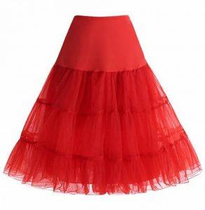 le jupon rouge TOP 9 image 0 produit