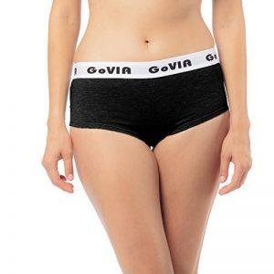 Libella - Lot de 6 - Boxer Shorty Femme Coton - Sport Culotte - 3901 de la marque GoVIA image 0 produit