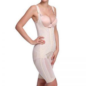 MISS MOLY Femme Combinaison Lingerie Sculptante Amincissante respirant Shapewear Pour Minceur de la marque MISS MOLY image 0 produit