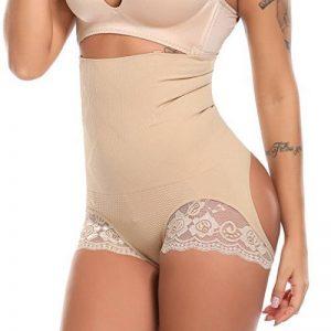 MISS MOLY Remonte Fesse Culotte Push Up Monte Fesse Shaping Culotte sculptante Femme Noir Panties de la marque MISS MOLY image 0 produit