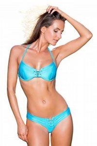 My Sexy Bikini - Maillot de bain femme tanga brésilien uni - Bahamas de la marque my sexy bikini image 0 produit