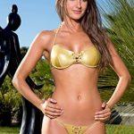 my sexy bikini Maillot de bain string femme - Bahamas métallisé de la marque my sexy bikini image 3 produit