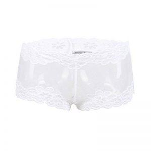 OHYEAH Femmes Boxers Culotte Sexy Dentelle Slips Sous-Vêtement Grande Taille 36 à 52 de la marque ohyeah image 0 produit