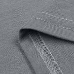 OVERDOSE Débardeur Long Femme Grand Taille, Sexy Basique Top Sans Manches T-Shirt Imprimé Jersey de la marque OVERDOSE image 5 produit
