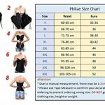 PhilaeEC Femmes Grande Taille Lingerie de Mariée Lacer Satin Désossé Corset + G-String de la marque PhilaeEC image 3 produit