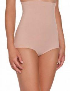 Playtex One Size Down - Culotte haute serre-taille - Amincissant - Uni - Femme de la marque Playtex image 0 produit