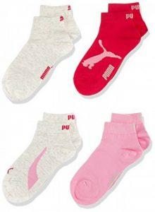 Puma 184006014 - Chaussettes de sport - Lot de 4 - Mixte Enfant de la marque Puma image 0 produit