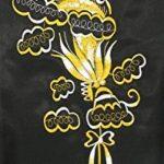 Robe de chambre kimono japonais femme peignoir satin de la marque Laciteinterdite image 2 produit