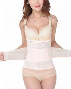 Serre-Taille Lingerie Sculptante Gainante Femme Corset Shapewear Respirant et Confortable de la marque MISSMAO image 0 produit
