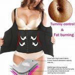 SEXYWG Bustiers Corsets Gilet Minceur Serre taille Latex ventre corps Shapewear de la marque SEXYWG image 1 produit