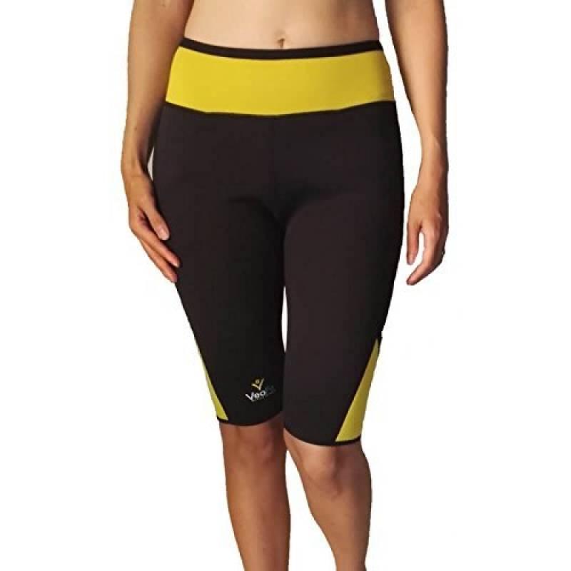 bf75411021cc3 short-de -sudation-amincissant-et-tonifiant-veofit-objectif-ventre-plat-et-cuisses-fines-offerts-housse-guide- de-remise-en-forme-avec-programme-fitness-et- ...