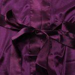 Sidiou Group Peignoir Satin Robe de Chambre Kimono Femme Sortie de Bain Nuisette Déshabillé Vêtements de Nuit femme Satin Lingerie Dentelle Peignoir Robes de Mariée de la marque Sidiou Group image 4 produit