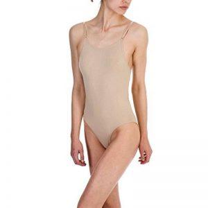 Silky Dance transparente Caraco Justaucorps Sous-vêtement Sous-couche Nude Chair de la marque Silky image 0 produit