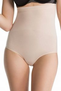 Spanx Womens Higher Power High Waisted Briefs Shapewear for Stomach Toning de la marque David's Bridal image 0 produit