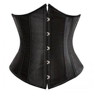 Stay Satin Corset Minceur pour Femmes Underbust Serre-Taille Bustier de la marque stay image 0 produit