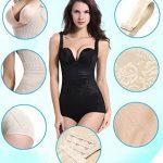 Tuopuda Femme Body Gainant Amincissant Ventre Plat Shapewear Sculptante Combinaisons Body Shaper de la marque Tuopuda image 4 produit