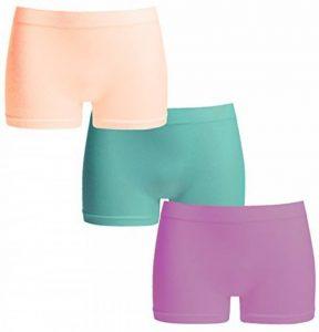 UnsichtBra Femme Basics Lot de 3 Boxer Shorties de la marque UnsichtBra image 0 produit
