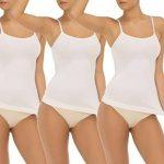 UnsichtBra Femme Basics Lot de 3 Caraco Maillot De Corps de la marque UnsichtBra image 3 produit