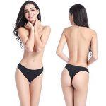 Wirarpa Culottes Femmes String Lot de 5 Sous Vetement Sexy Femme Caleçon Coton Slip Taille de la marque Wirarpa image 1 produit