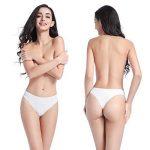 Wirarpa Culottes Femmes String Lot de 5 Sous Vetement Sexy Femme Caleçon Coton Slip Taille de la marque Wirarpa image 3 produit