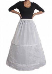 XYX Jupon crinoline hoopless mariage jupon crinoline bal de promo robe de mariée robe de bal mariage 2-hoop crinoline de la marque XYX image 0 produit