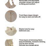 YIANNA Femme Bustiers Ajustable Minceur Efficace Lingerie Sculptante Amincissant Shapewear de la marque YIANNA image 3 produit