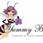 Yummy Bee - Bas Pour Jarretelle Résille Noir Large Baleine Diamant Grande Taille Femmes Mi-Cuisse de la marque Yummy Bee image 1 produit